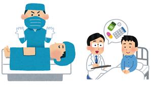 病院(病棟)の役割について