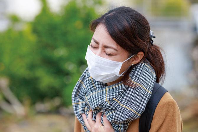 インフルエンザにうつらないうつさないために