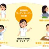 看護補助者業務と コーディネーターの紹介