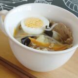 野菜のうま味を味わう 太平燕風スープ