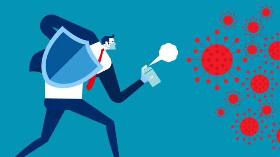 4つの対策で新型コロナウイルス感染リスクを「ゼロ」に「近づける」~かりゆし会の感染症拡大防止対策~